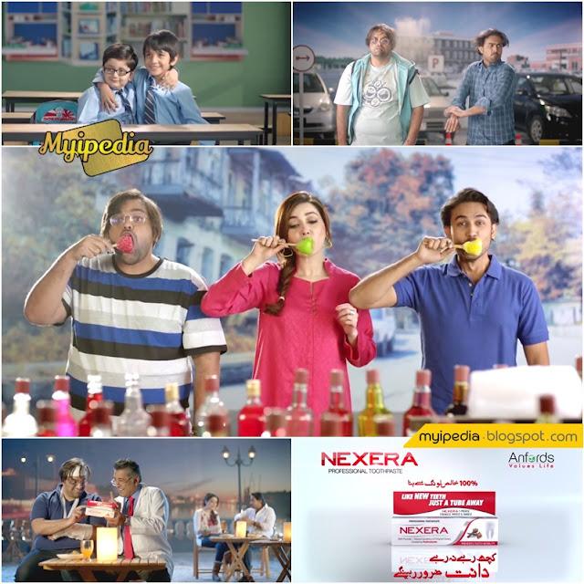 Nexera Toothpaste TVC 2016 (Video)