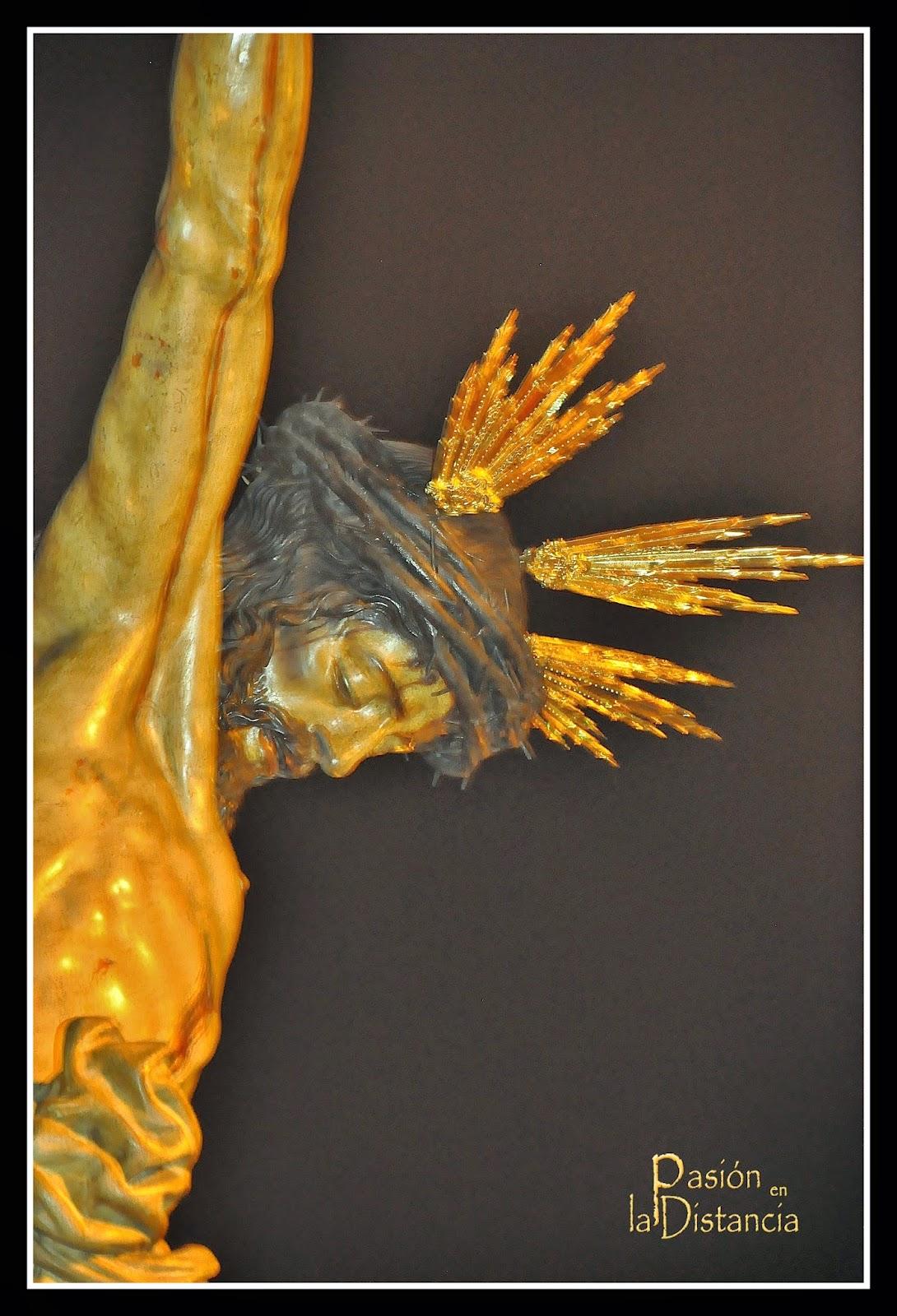 Cristo del Calvario Hermandad del Calvario Semana Santa Sevilla 2014