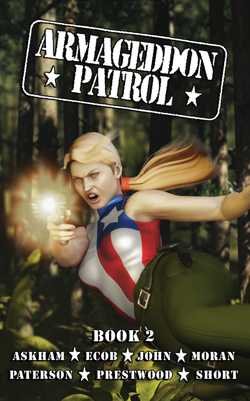 Buy ARMAGEDDON PATROL BOOK 2 below!