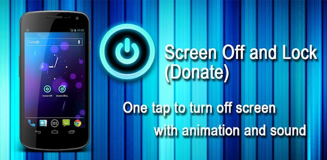 Screen Off and Lock (Donate) v1.14 APK
