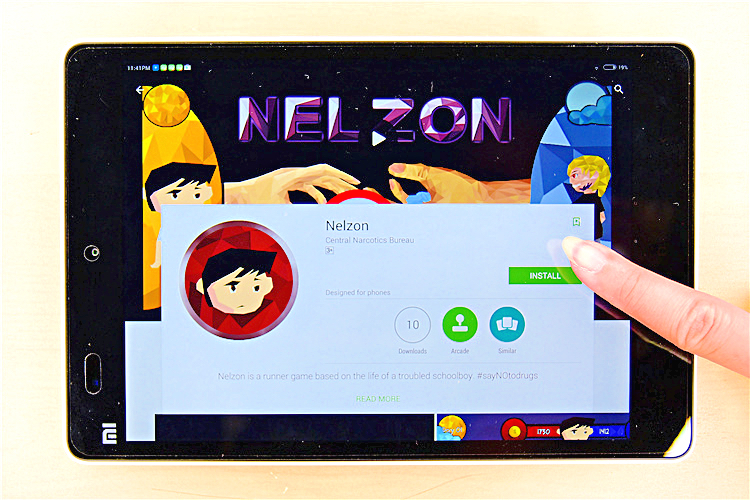 nelzon game singapore blogger