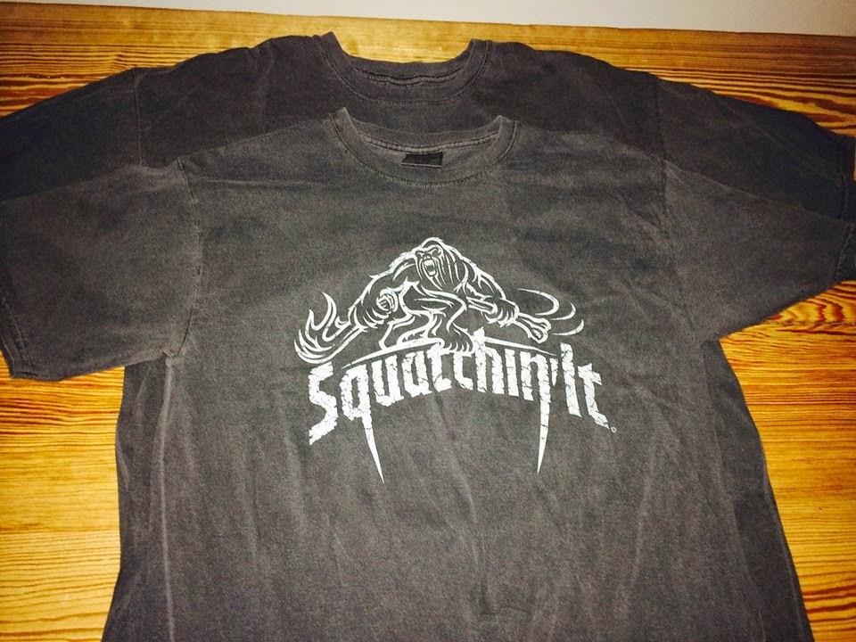 Squatchin' It T-Shirt