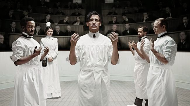 The Knick S01. Equipo médico