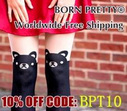 BornPreety 10%OFF code BPT10