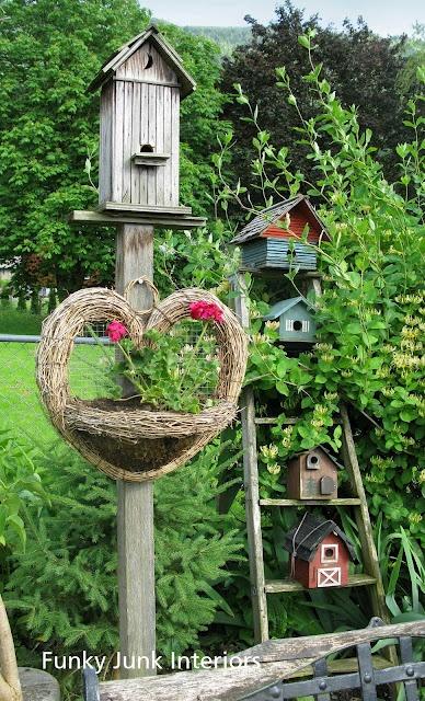 Arte E Mil Ideias Reciclagem No Jardim