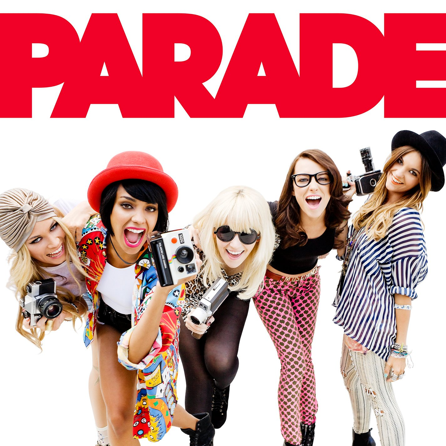 parade+album+cover Smillie performing in Hormonal Housewives at the Edinburgh Festival Theatre ...
