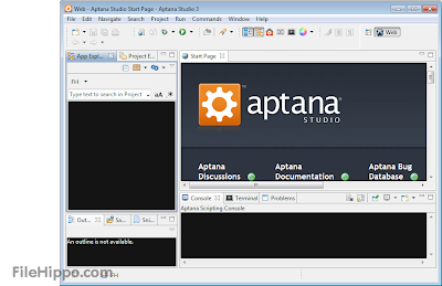 Aptana Studio 3.4.1 Download Free