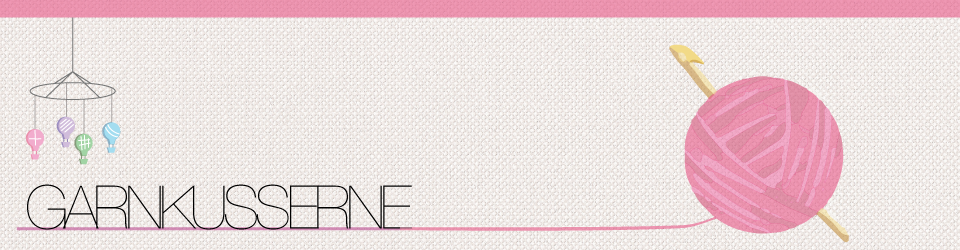 Garnkusserne | Lækre hækleopskrifter / DIY til dig, hjemmet og baby  |