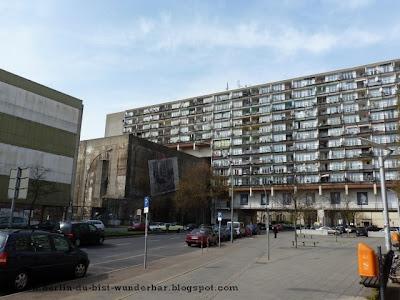 berlin, Hochbunker, Pallasstraße