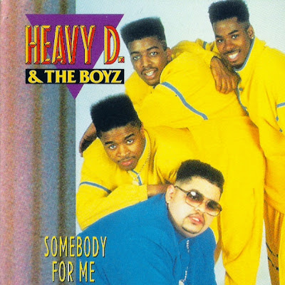 Heavy D. & The Boyz – Somebody For Me (Remix Pack) (CDS) (1989) (320 kbps)