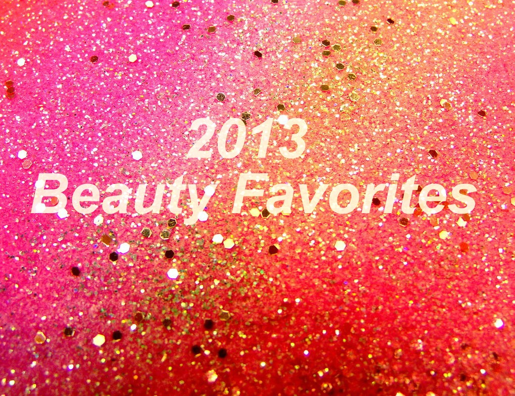 2013 beauty favorites