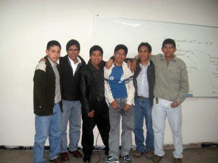 FORMAR UN BUEN GRUPO DE ESTUDIO