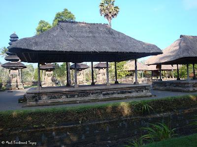 Taman Ayun Temple Bali Photo 8