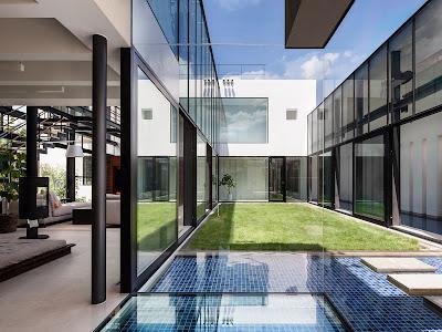 Rumah Modern Ala Jepang 4