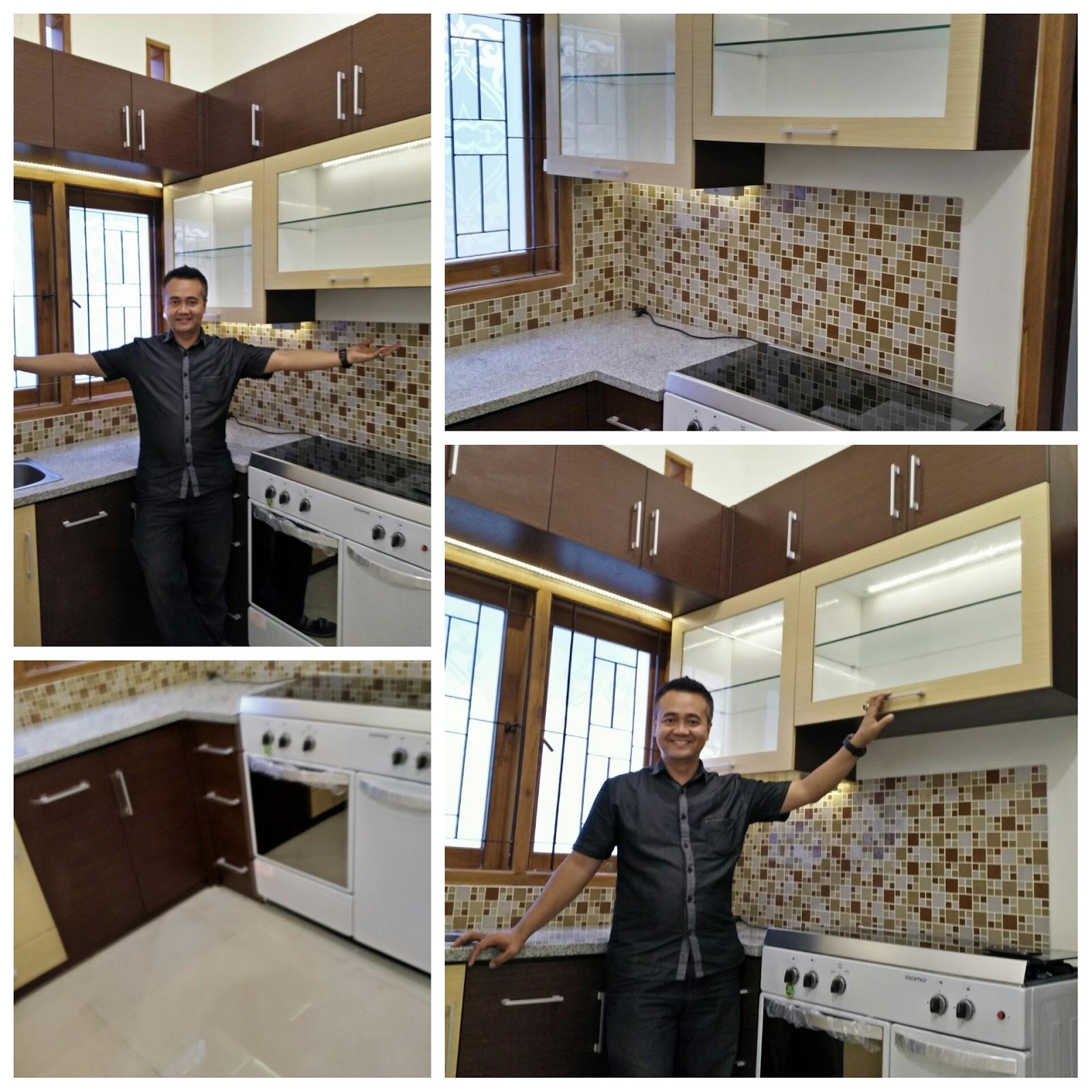 Kitchen Set Ukuran 1 Meter: Pembuat Kitchen Set Malang: Kitchen Set Minimalis