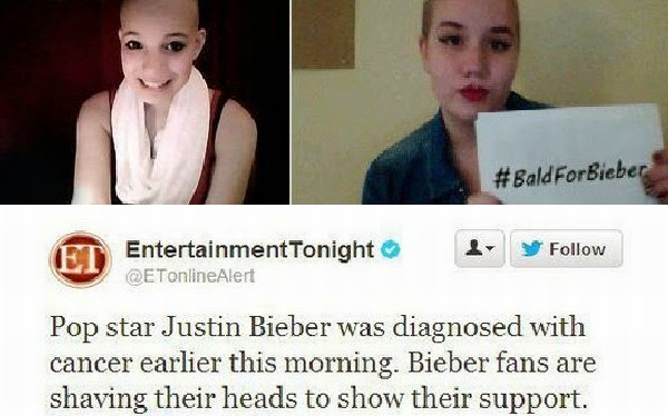 Falso Cancer De Justin B.