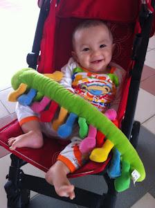 zareef 7 bulan