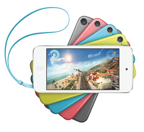 Apple-vibrante-colores-cámara-iSight-nuevo-iPod-touch
