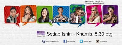 Tonton Sahabat, Astro Ria Full Episod