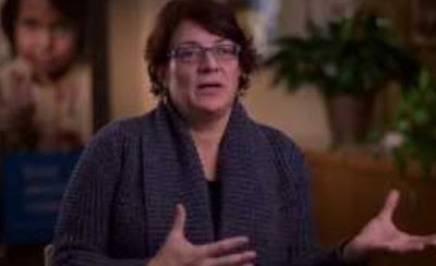 Attorney Kim Hunter (Photo screen captured from YouTube video)