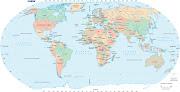 mapa Mundo. . é