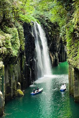 Takachiho Gorge, Miyasaki, Japan