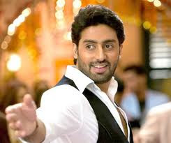Abhishek Bachchan at IIFA 2013