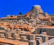 Archaeological Ruins at Moenjodaro