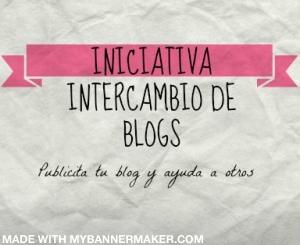 """Iniciativa """"Intercambio de blogs"""""""