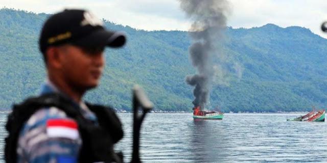 "57 Kapal ""Illegal Fishing"" Akan Ditenggelamkan Tahun Ini"