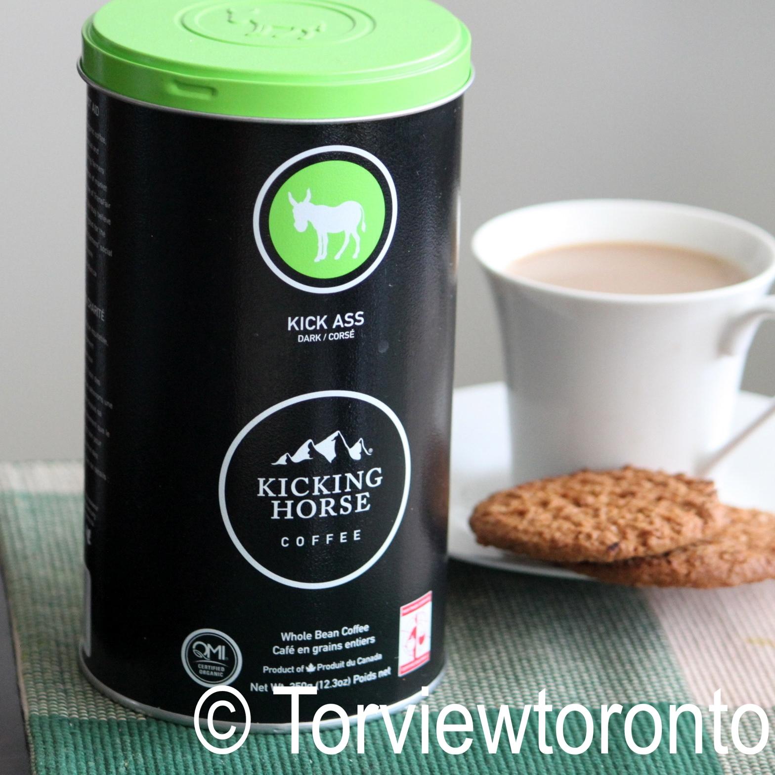 Fair Trade Coffee ~ Torviewtoronto organic fair trade kicking horse coffee