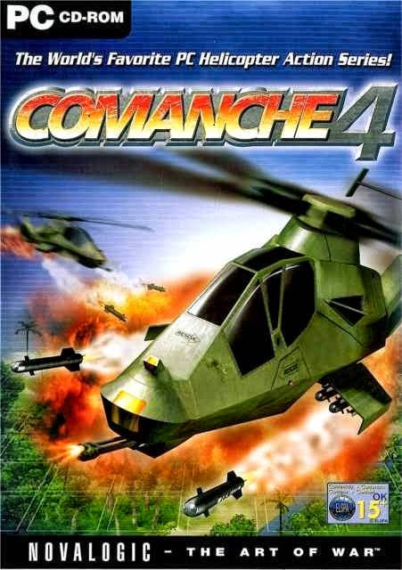 Comanche 4 Game