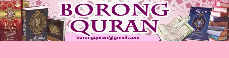 Borong Quran