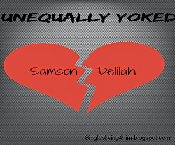unequally yoked relationships