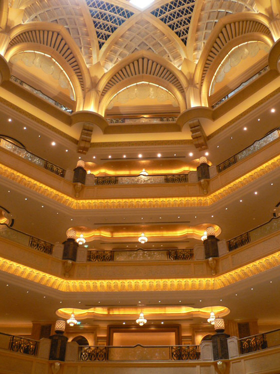 Inside The Burj Al Arab Unseen Pictures 4 You