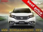 Daftar Harga OTR Mobil All New Honda CR-V Bandung