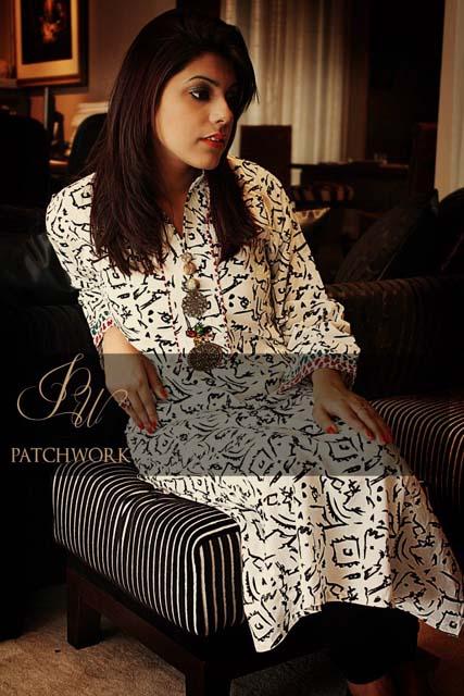 pakistani casual dresses 2013