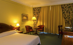 Parque Central king room
