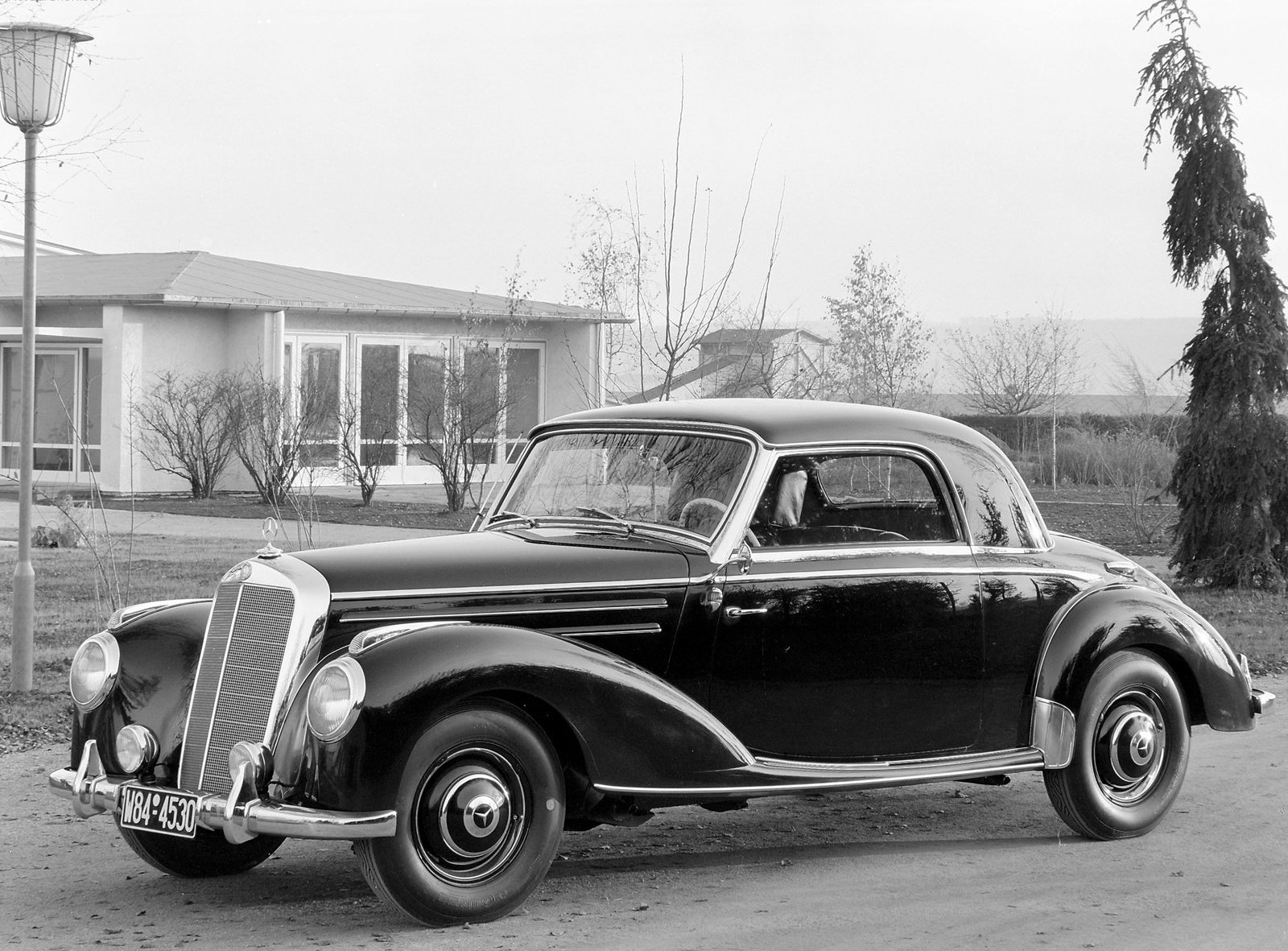 Los coches antiguos de mercedes benz del a o 1955 al 1931 for Mercedes benz delaware