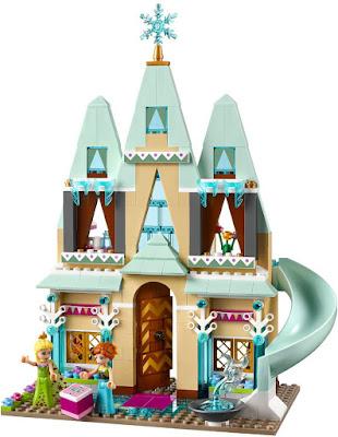 TOYS : JUGUETES - LEGO Princesas Disney  41068 Frozen : Celebración en el castillo  Arendelle Castle Celebration  Producto Oficial 2015 | Piezas: 477 | Edad: 6-12  Comprar en Amazon España & buy Amazon USA
