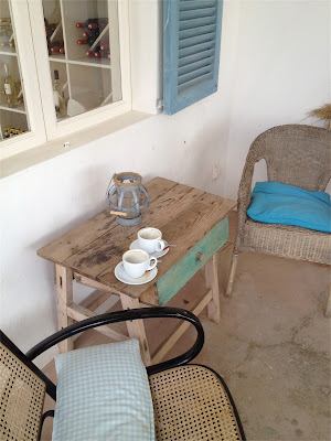 coffe cups cafe Mallorca holidays Liz and Pip Ltd