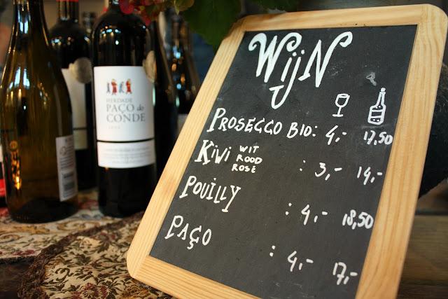 Wijn, kaart, westergas, nfm, amsterdam, foodmarkt,