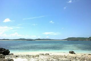Pantai Tanjung An Lombok