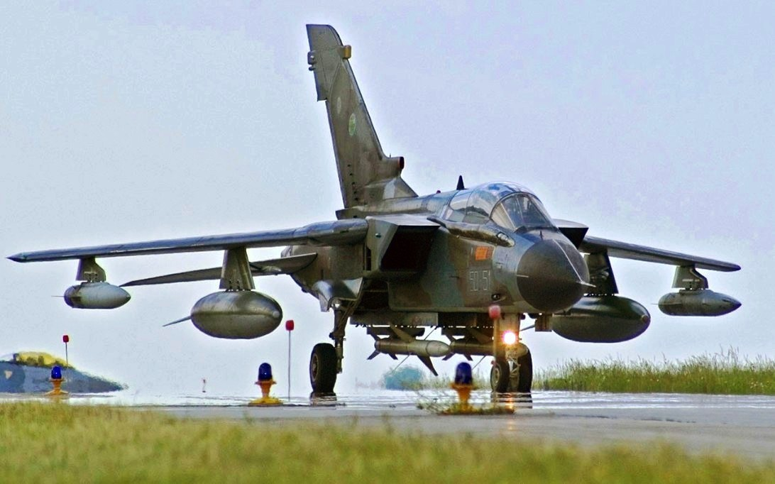 Tornado IDS Jet Fighter Wallpaper 3