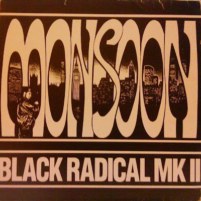 Black Radical MKII – Monsoon (1989, VLS, 192)