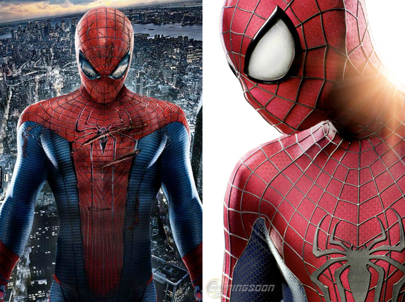 The Amazing Spider Man 2 W A L P E R2014