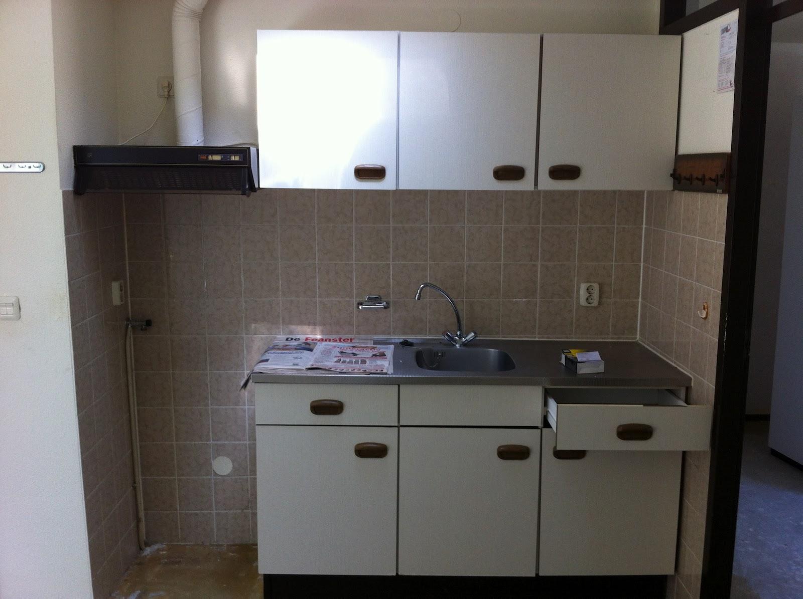 Blogarchief tineke veenstra house tour - Deco oude keuken ...