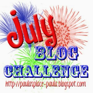 July Blogging Challenge
