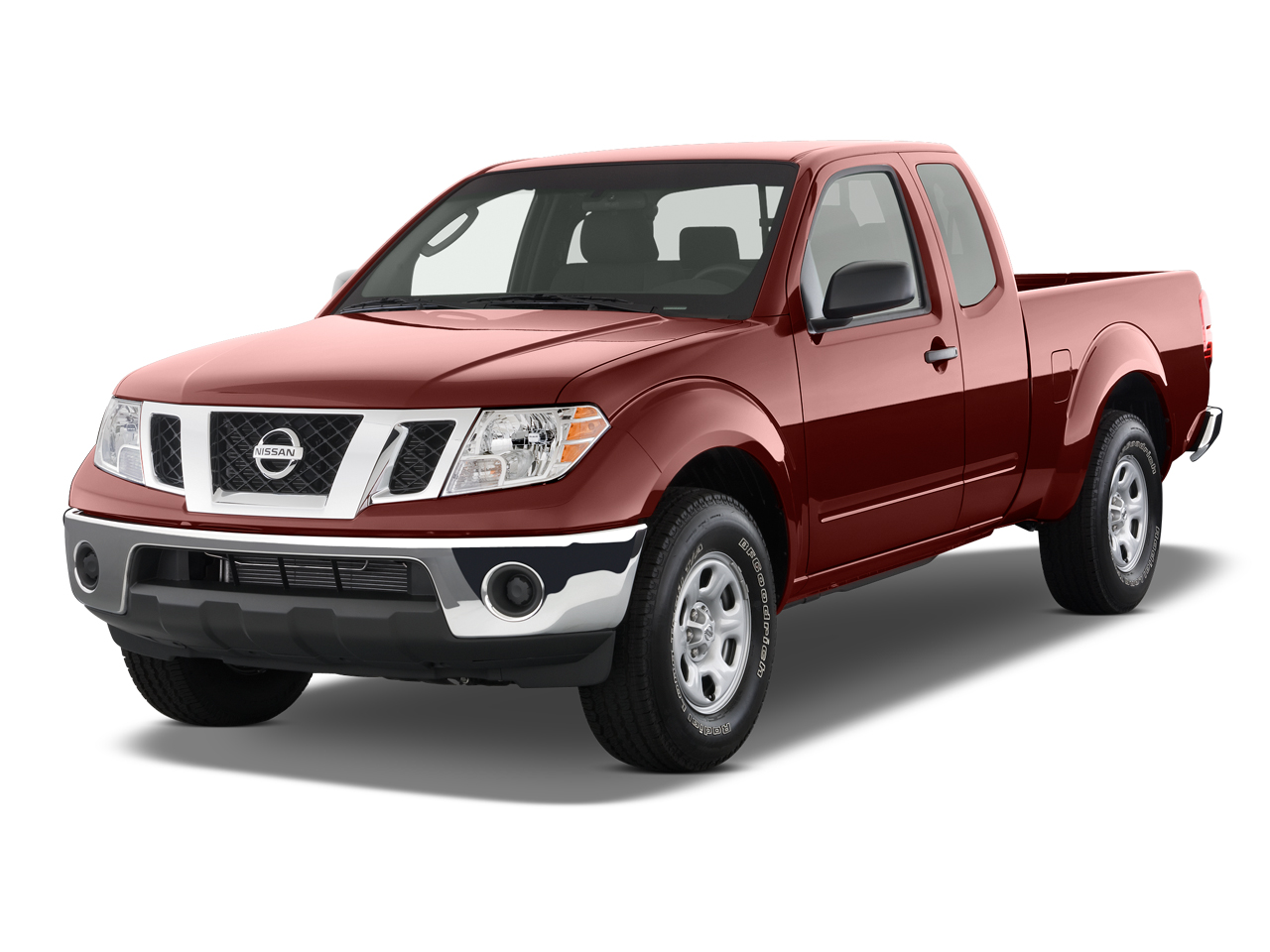 Nissan Frontier Truck Bed Size