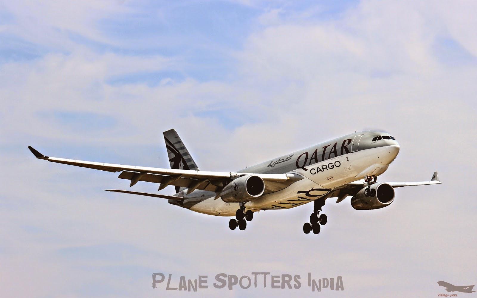 Air India Flight Cargo Tracking